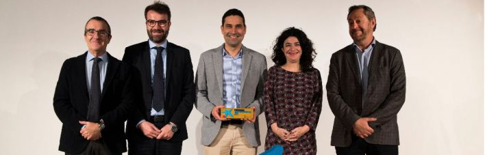 Numat Medtech gana los Premios EmprendedorXXI en Balears