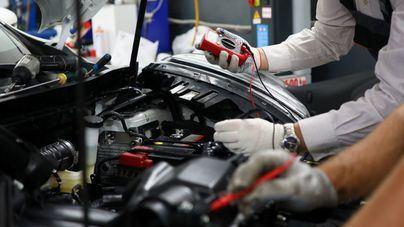 Más de 500 talleres de reparación de vehículos trabajan ilegalmente en Baleares