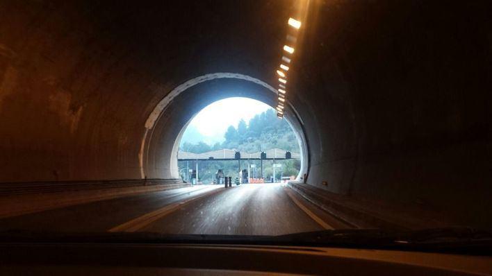 Cierran el Túnel de Sa Mola y el de Sóller la noche del martes por obras de mantenimiento