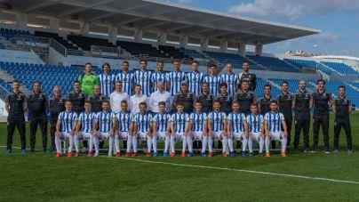 El Atlético Baleares muestra todo su arsenal para consumar el ascenso a Segunda A