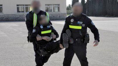 La Policía Local de Palma se forma para responder a ataques indiscriminados