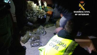 Cae una red colombiana de tráfico de drogas en Menorca
