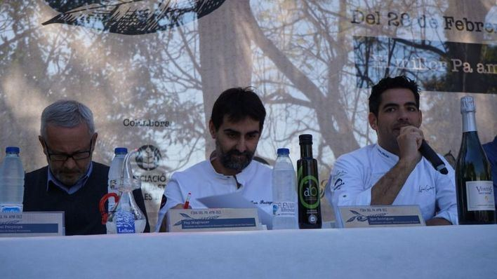 Andreu Genestra repetirá como presidente del jurado del II Campionat del Món del Pa amb Oli