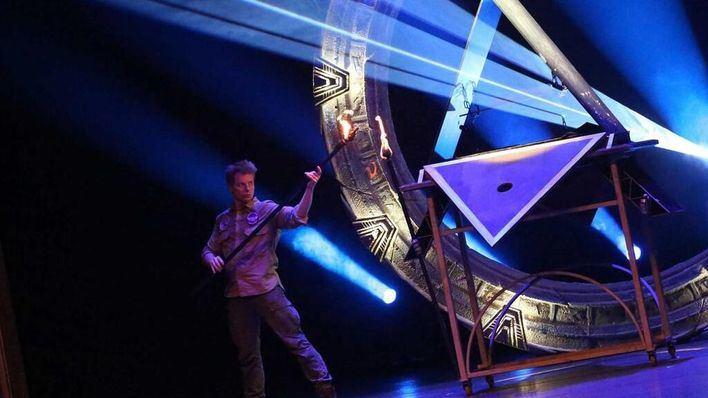 El mago Yunque vuelve al Trui Teatre el 6 de marzo con su espectáculo 'Hangar 52'