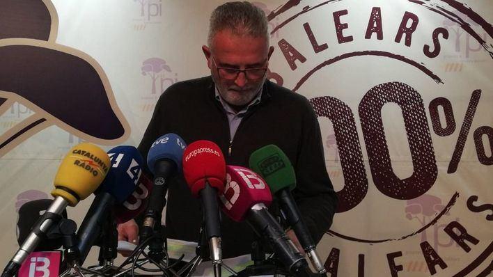 Jaume Font también deja el acta de diputado de El Pi en el Parlament balear