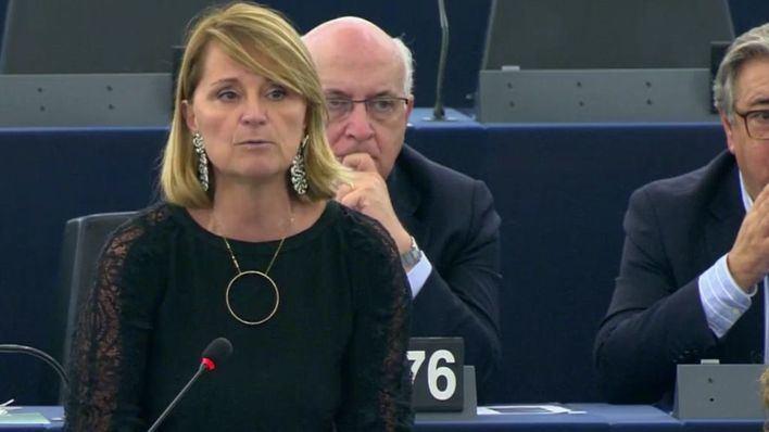 Rosa Estaràs insta a afrontar una estragia europea de igualdad de género