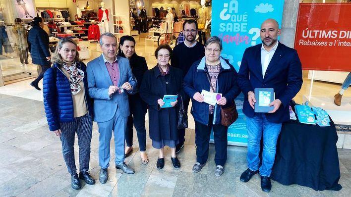C&A apoya y cede un espacio para la venta de caramelos solidarios Sabor Amor en beneficio de las mujeres excluidas