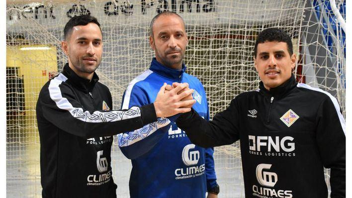 Ximbinha regresa a Son Moix, vestido de blaugrana, para enfrentarse al Palma Futsal
