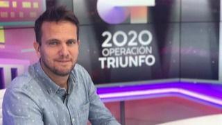 """""""Operación Triunfo ha sido uno de los retos profesionales más grandes de mi carrera"""""""