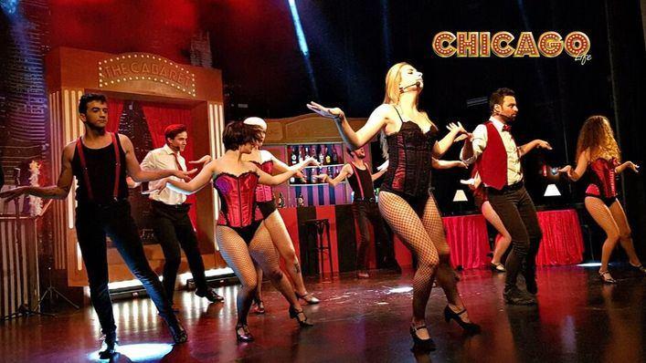 Trui Teatre presenta el musical ambientado en el mundo del cabaret 'Chicago Life'