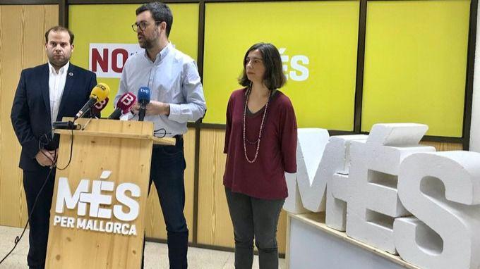 Més pide la retirada del proyecto de Son Sant Joan y nuevo plan director