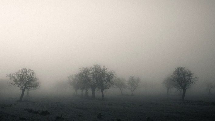 Niebla, pocas nubes y temperaturas estables en Baleares