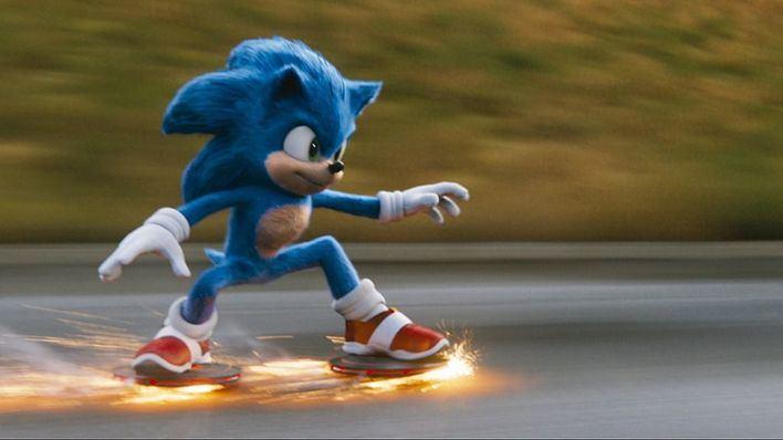 Aterriza en la cartelera 'Sonic, la película'