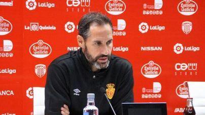 Vicente Moreno: 'Había que ganar por muchas razones'