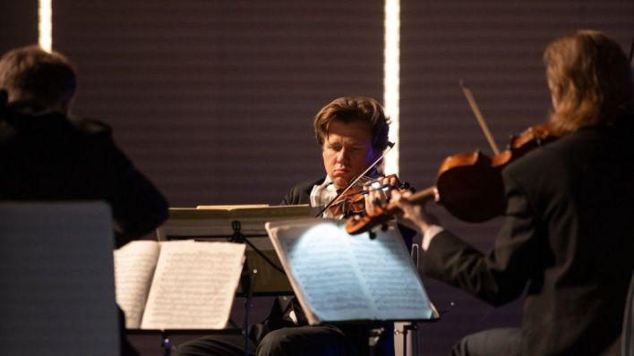 David Oistrakh String Quartet brindan al público mallorquín su excelente calidad musical