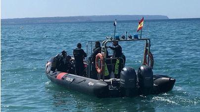 Hallan un cadáver en aguas de Ciutadella pero descartan que sea el de David Cabrera