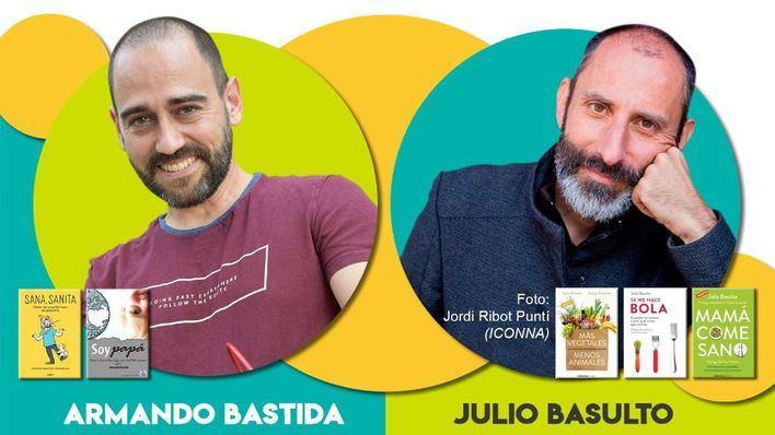 Armando Bastida y Julio Basulto ofrecerán consejos para padres en el Trui Teatre
