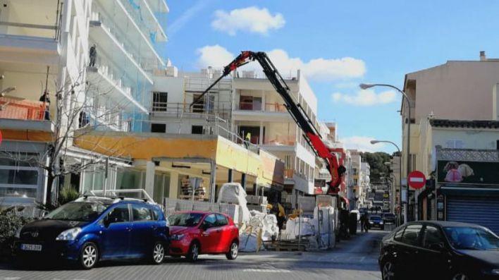 Arquitectos y aparejadores realizarán informes para acelerar la concesión de permisos de obras