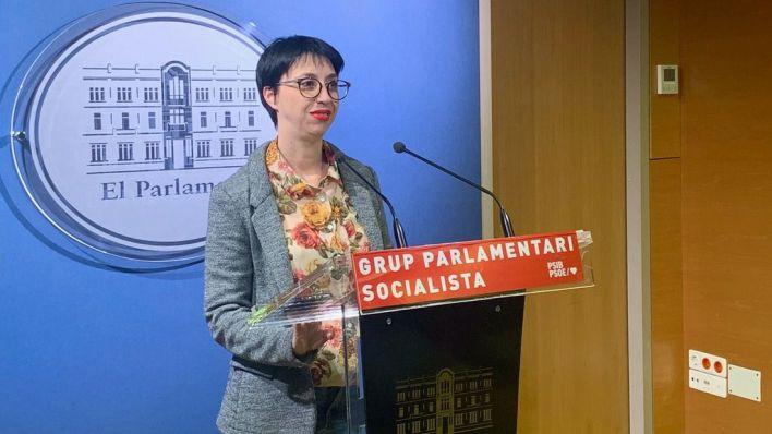Cano: 'La derecha sólo quiere sacar rédito político del caso de menores tutelados'