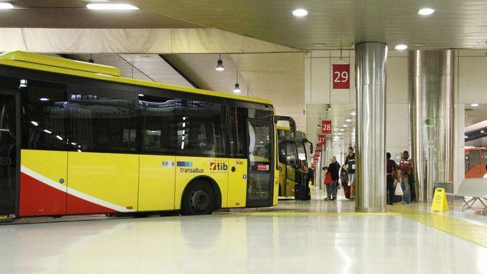 Un vigilante por turno: bajo mínimos la seguridad de la estación de autobuses en la Intermodal