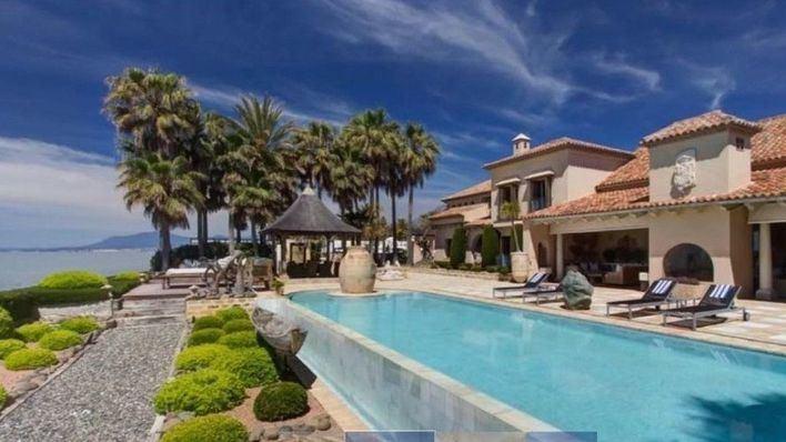 Una casa de Baleares entre las diez más caras de España