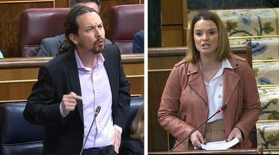 Pablo Iglesias acusa al PP de 'descojonarse' al hablar de niñas prostituidas en Baleares