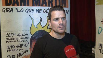 Dani Martín celebra sus 43 años