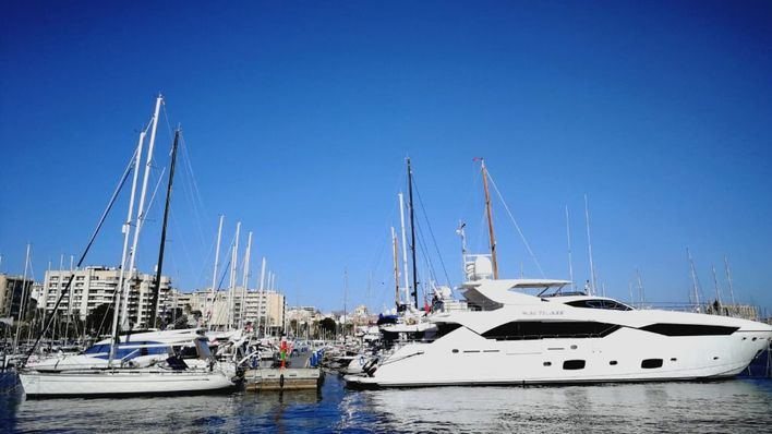Jueves despejado en Baleares con ligera subida de temperaturas
