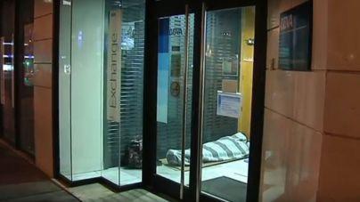 Palma tiene 369 personas durmiendo en la calle de forma permanente