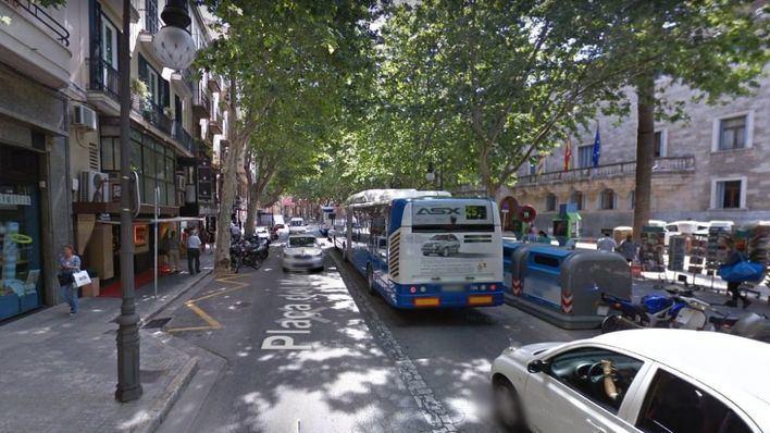 Afedeco niega que estuviese a favor de la peatonalización de la calle Unió