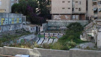 El Terreno rechaza el proyecto de Cort para las antiguas piscinas de s'Aigua Dolça