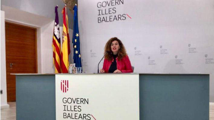 El Govern se cuelga la medalla del anuncio de Aena de redimensionar el aeropuerto