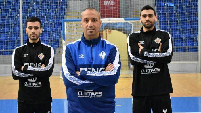 El Palma Futsal recurrirá a la 'maña' para vencer al Zaragoza