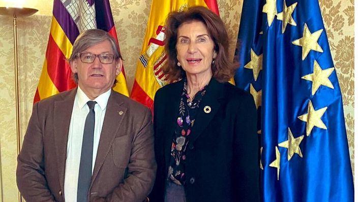 Carmen Planas solicita leyes que favorezcan el empleo