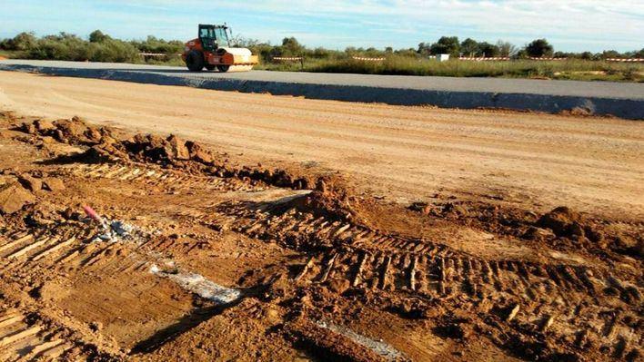 Denuncian que las obras de la autopista Llucmajor-Campos generan miles de toneladas de Co2