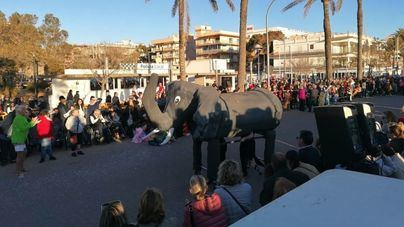 Playa de Palma celebra su Carnaval
