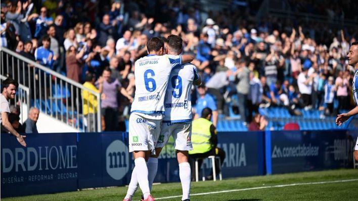 El Atlético Baleares continúa intratable
