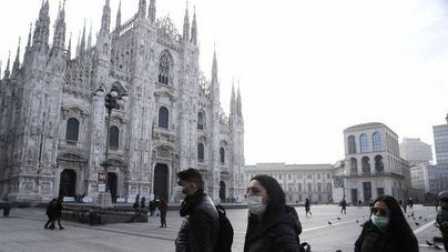 Tercera persona fallecida en Italia por coronavirus