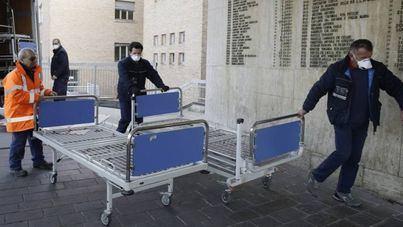 Séptima muerte por coronavirus en Italia, mientras en la UE se empieza a hablar de cierre de fronteras