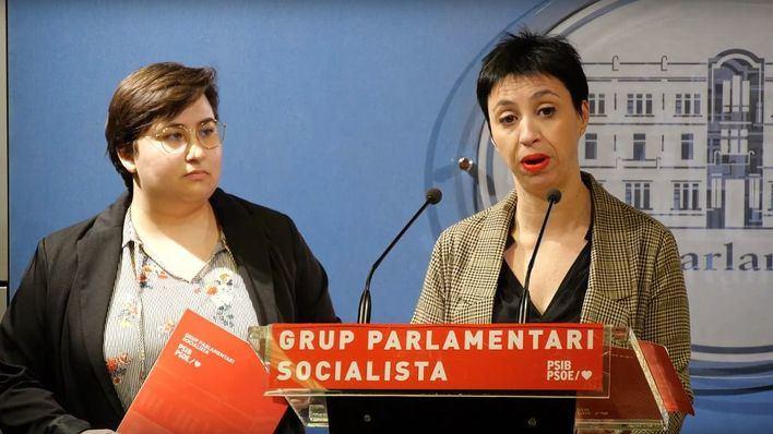 El PSIB contesta a Més que la comisión de expertos sobre menores 'se aprobó con el voto a favor de todos los socios'