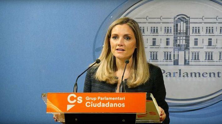 Ciudadanos carga contra el Govern y reclama la destitución de Fina Santiago