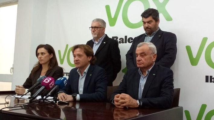 Actúa-Vox recibió más de 300.000 euros en donaciones entre 2018 y 2019