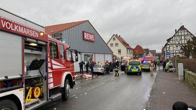 Varios heridos, entre ellos niños, al ser atropellados en Alemania durante el carnaval