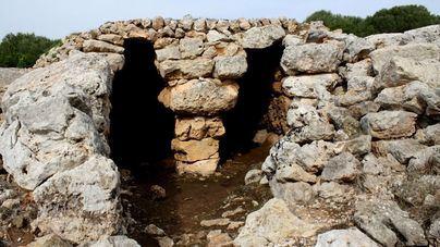 Cova des Moro en Mallorca