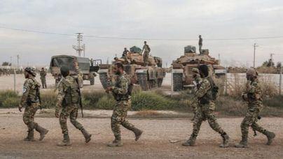 Turquía prosigue con su conquista de territorios fronterizos en Siria y se hace con el control de Al Nairab