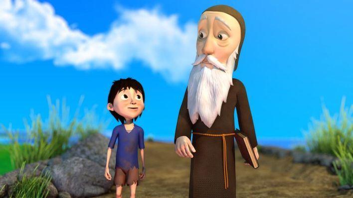 'Ramon Llull' llega a IB3 convertido en personaje de dibujos animados