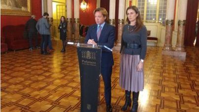 Vox: 'Armengol se queda tan ancha eludiendo responsabilidades por la prostitución de menores'