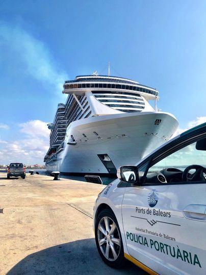 El Govern pide a la APB que suspenda las reservas de cruceros a partir de 2022 en el puerto de Palma