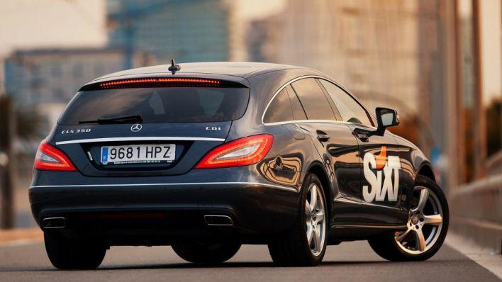 Los rent a car aportan 256 millones al PIB balear