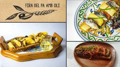 Merendero Minyones, Sa Punta y Ses Voltes Espai Gastronòmic, finalistas del II Campionat del Món del Pa amb Oli